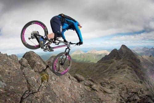 Phần 1 - Kĩ thuật đạp xe - Tư thế đạp xe đạp leo núi