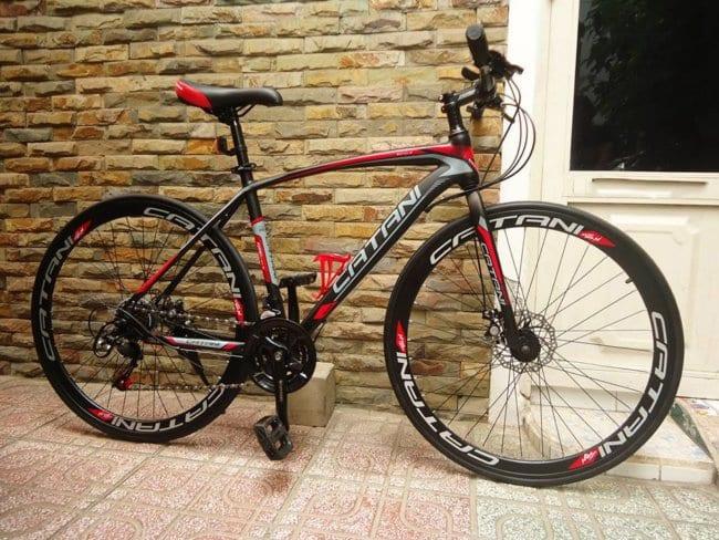 Xe đạp thể thao Catani Touring 86