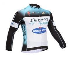 Áo xe đạp dài tay Omega