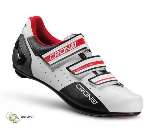 Giày xe đạp Cronno CR4 Dinamica White