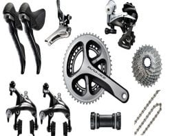 Groupset Dura Ace 9000 170.2mm 50/34 11 Speed