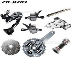Groupset Shimano Alivio 4050