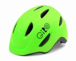 Mũ bảo hiểm xe đạp trẻ em Giro Scamp(Xanh lá)