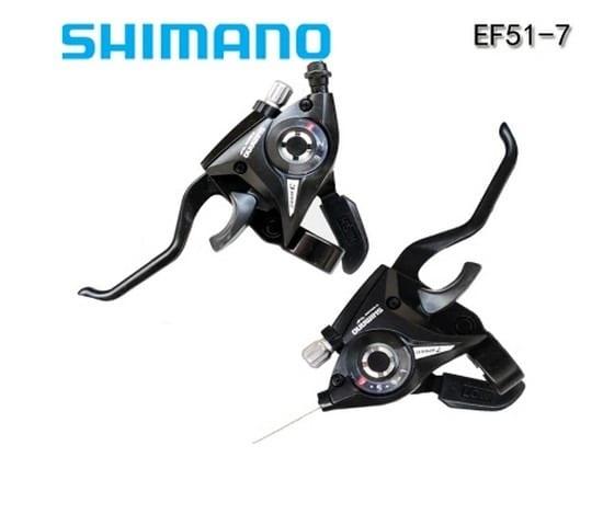 Tay thắng đề Shimano ÈF51-7