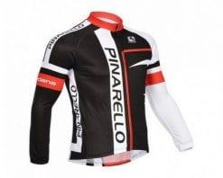 Áo xe đạp dài tay Pinarello - Cao cấp