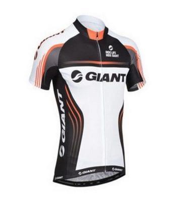 Aó xe đạp Giant mẫu 1