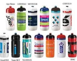 Bình nước xe đạp nhựa sinh học ELITE 550 ML(Italy)