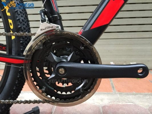 Crankset xe đạp thể thao Twitter TW3000