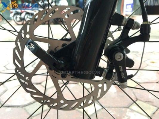Phanh đĩa xe đạp thể thao Twitter