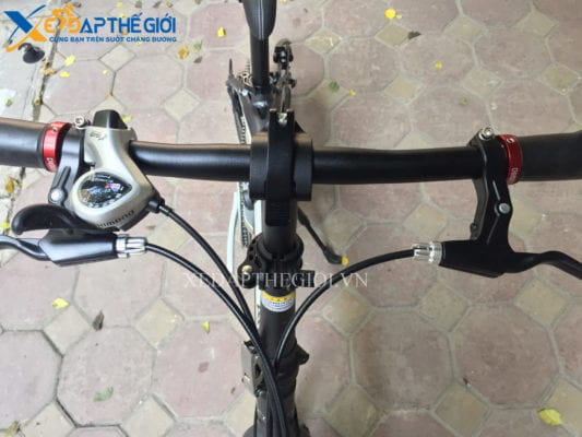 Tay đề xe đạp gấp Audi Navigate 5
