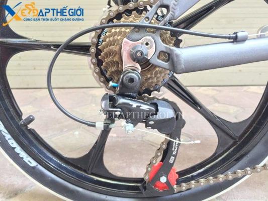 Bộ chuyển tốc Xe đạp gấp Audi Navigate 5
