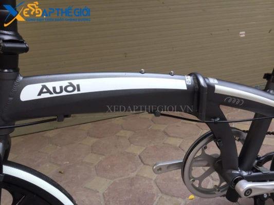 Khung xe đạp gấp Audi Navigate 5
