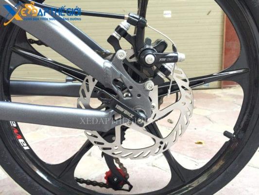 Phanh đĩa xe đạp gấp Audi Navigate 5