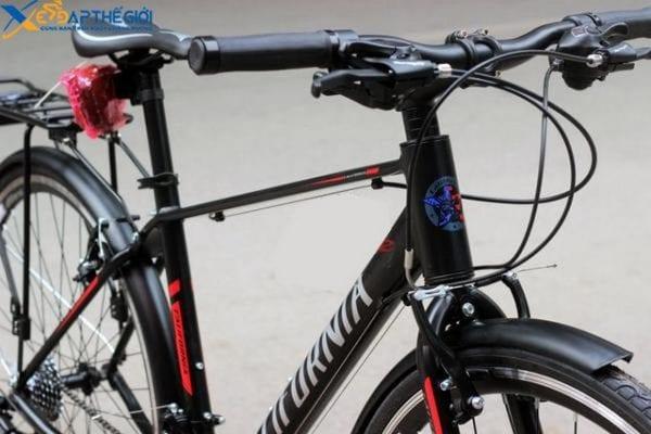 Khung xe đạp California thiết kế tinh tế