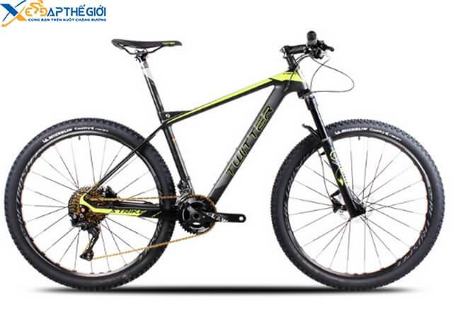 Xe đạp twitter stricker màu Đen- Vàng