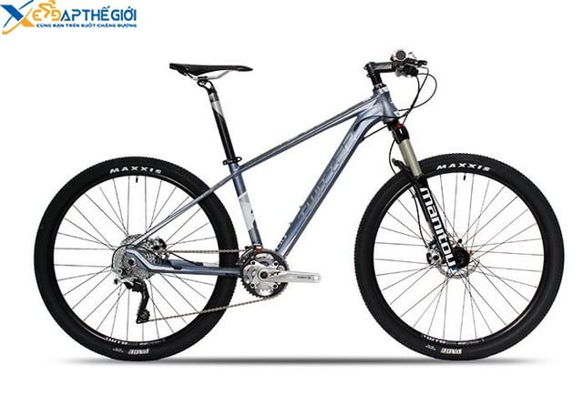 Xe đạp thể thao Twitter 8500 màu Ghi xám