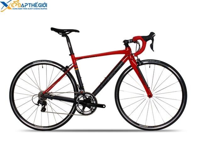 Xe đạp đua Twitter 751 màu Đen pha Đỏ