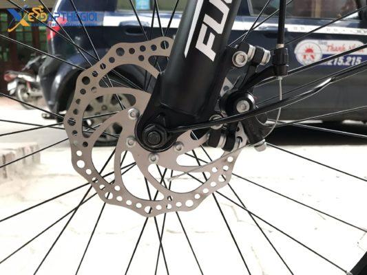Phanh đĩa xe đạp thể thao Fujisan