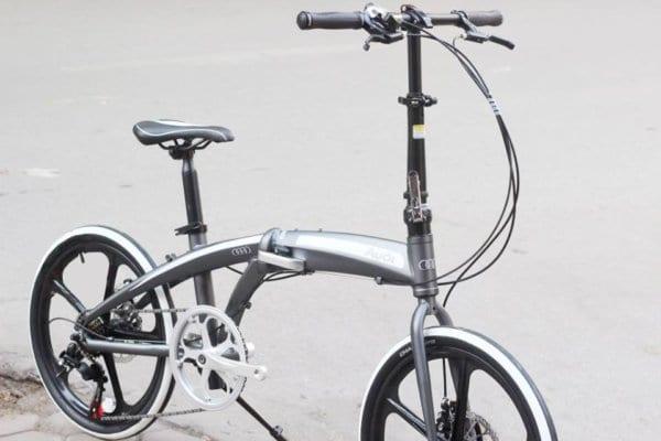 Xe đạp gấp Audi Navigate 5 chính hãng