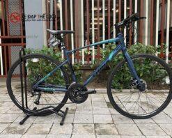 Xe đạp thể thao Trinx Free 2.0 màu Đen xanh