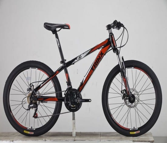 Xe đạp thể thao Trinx TX04 2017 -Ảnh 8