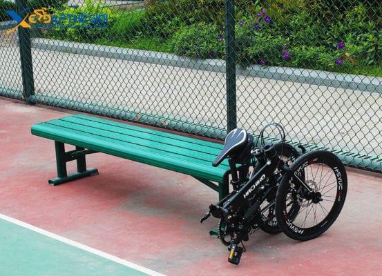 Xe đạp gấp Hachiko HA-01 -Ảnh 2