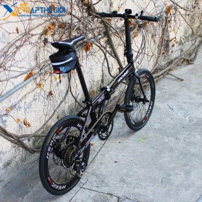 Khung xe đạp gấp Hachiko HA- 04