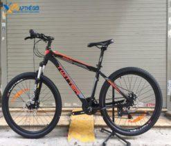 Xe đạp thể thao Twitter TW3000XC màu Đen đỏ
