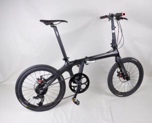 Chia sẻ kinh nghiệm chọn khung xe đạp gấp -2