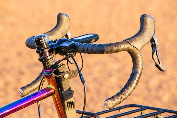 Tay lái xe đạp Touring các loại tay lái phổ biến-3