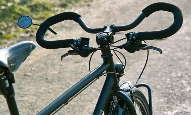 Tay lái xe đạp Touring các loại tay lái phổ biến-4