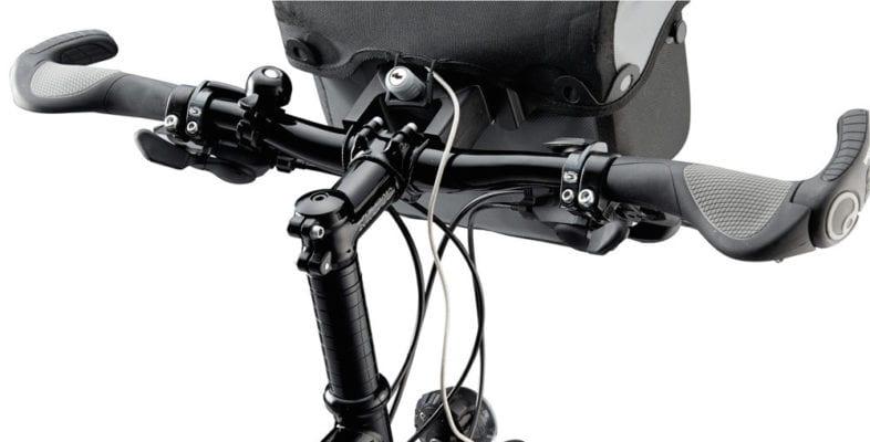 Tay lái xe đạp Touring các loại tay lái phổ biến-5