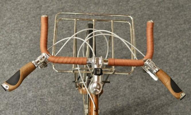 Tay lái xe đạp Touring các loại tay lái phổ biến-6