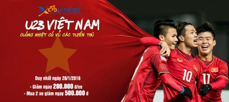 Đội tuyển U23 Việt Nam vô địch