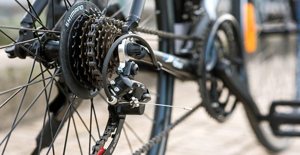 Xe đạp đua thể thao Fornix BT402-8