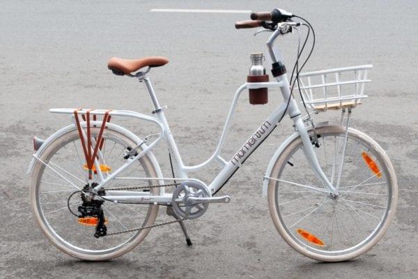 """Xe đạp thể thao Giant Ineed Latte 24"""" 2019 phiên bản màu Trắng"""