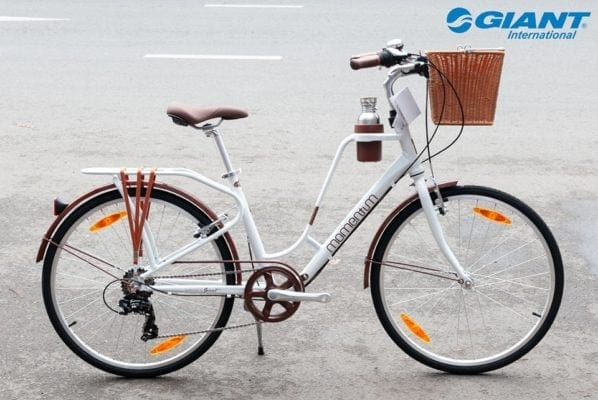 Xe đạp thể thao Giant Ineed Latte 2019 màu trắng