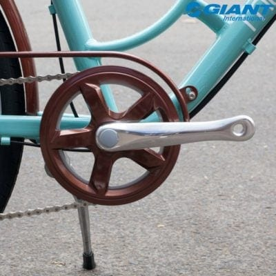 Đùi đĩa xe đạp thể thao Giant Ineed Latte 2019