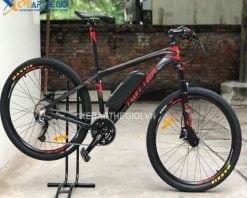 Xe đạp thể thao trợ điện Twitter Mantis