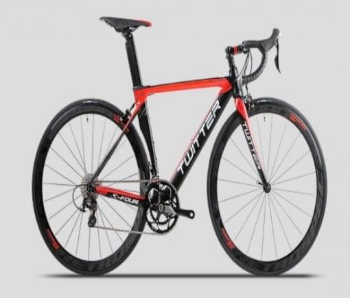 Xe đạp đua thể thao Twitter C4