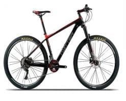Xe đạp thể thao Twitter Warrior khung carbon
