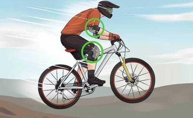Làm thế nào để có thể nhảy trên một chiếc xe đạp leo núi -6