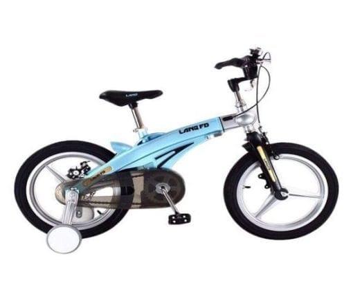 Xe đạp trẻ em LANQ FD1640 màu xanh dương