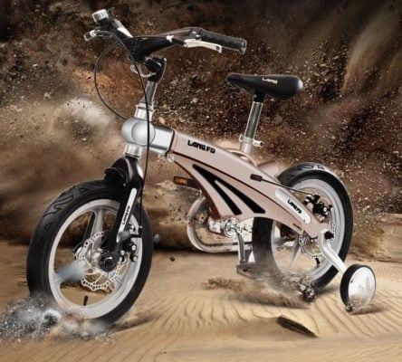 Xe đạp trẻ em LANQ FD1640-5