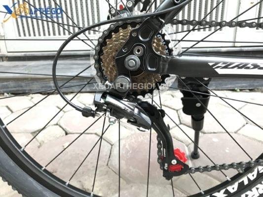 Đề sau xe đạp thể thao Galaxy ML150