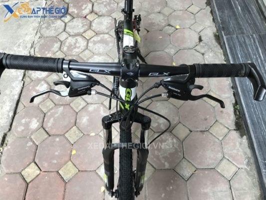Tay lái thẳng xe đạp thể thao Galaxy ML150