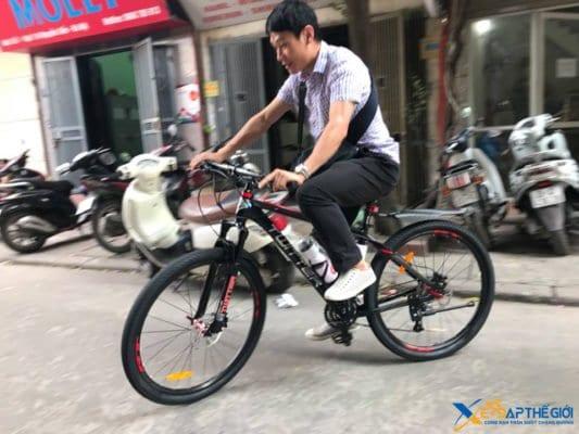 Anh Khánh -Duy Tân mua xe đạp Twitter TW3900XC 2019-2