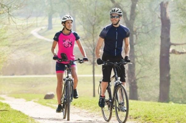 Người đi xe đạp nên làm gì trước khi đi xe -2