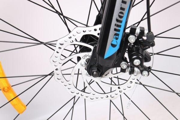 Phanh đĩa xe đạp thể thao California 500cc