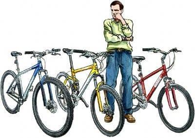 Chọn xe đạp thể thao cho nam cao tầm 1.8m
